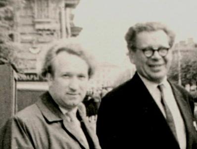 Создатели системы развивающего обучения — В.В.Давыдов и Д.Б.Эльконин